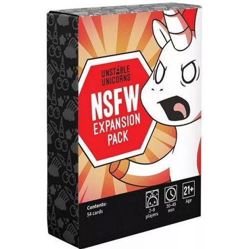Unstable Unicorns NSFW expansion