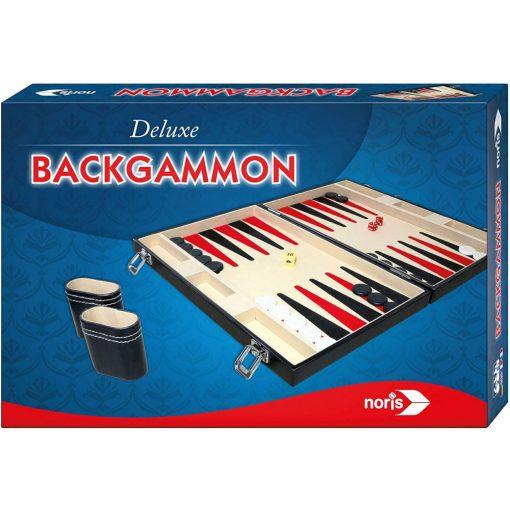 Deluxe Backgammon táskában