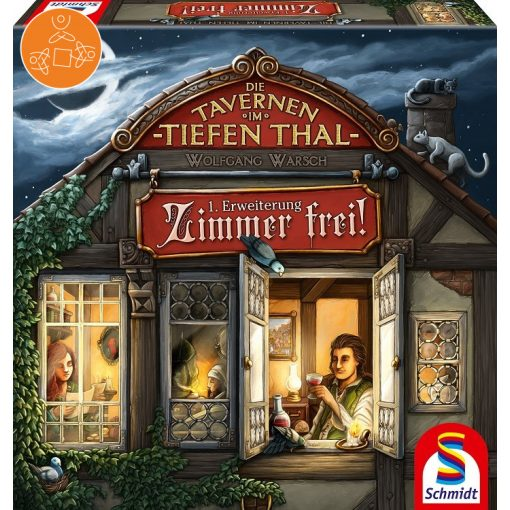 Die Tavernen im Tiefen Thal: Zimmer frei!  (49391)