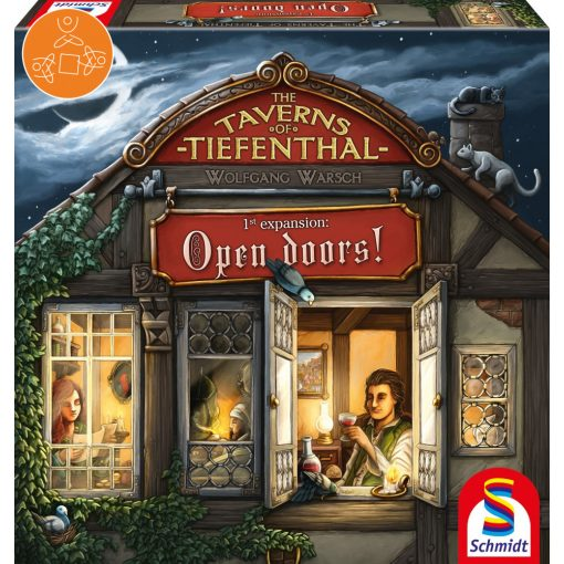 The Taverns of Tiefenthal - Open doors! (88323)