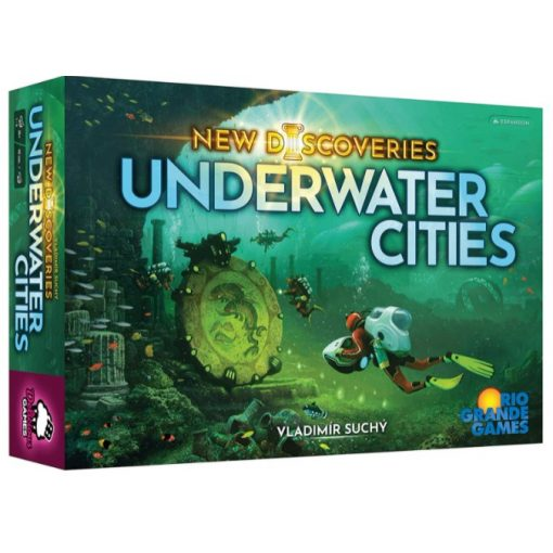 Underwater Cities - New Discoveries Exp.