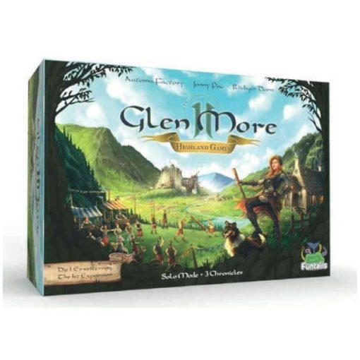 Glen More II: Highland Games Exp.