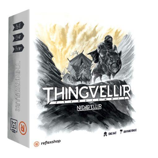 Nidavellir - Thingvellir kiegészítő