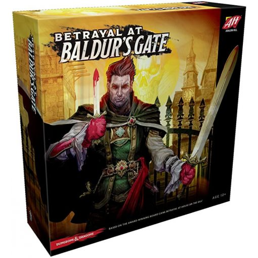 Betrayal at Baldurs Gate (Sérült dobozos!)