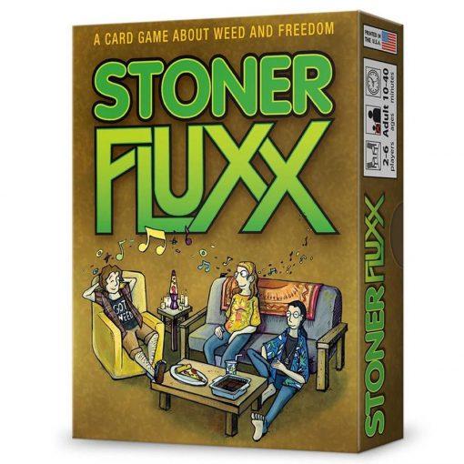Stoner Fluxx Card deck