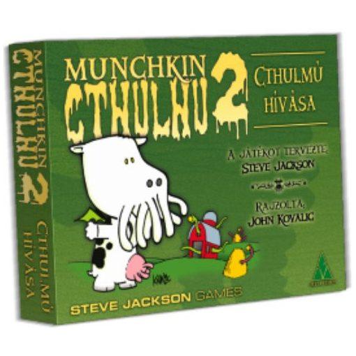 Munchkin Cthulhu 2 - Cthulmú hívása kiegészítő